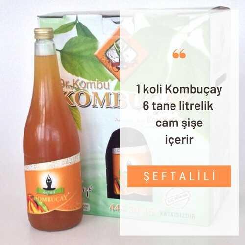 KOMBUÇAY - KOMBUÇAY ŞEFTALİ